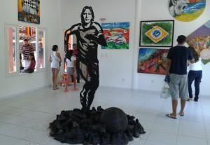 La fêtes des enfants marinho chagas Natal Brésil