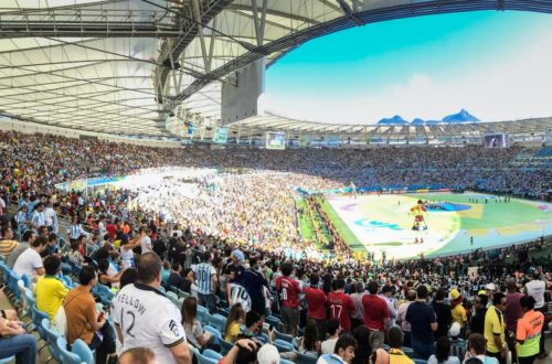Article : Brésil: Le stade Maracana abandonné